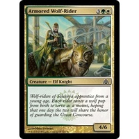Armored Wolf-Rider FOIL - DGM