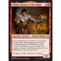Valduk, Keeper of the Flame - DOM