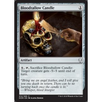 Bloodtallow Candle FOIL - DOM