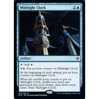 Midnight Clock - ELD