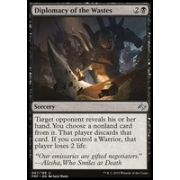 Diplomacy of the Wastes FOIL - FRF