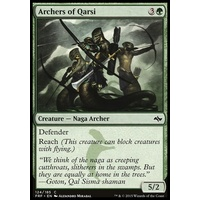 Archers of Qarsi - FRF