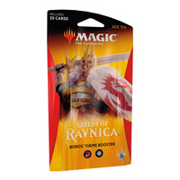 Guilds of Ravnica Theme Boosters - Boros