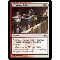 Arrows of Justice - GTC