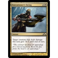 Executioner's Swing FOIL - GTC