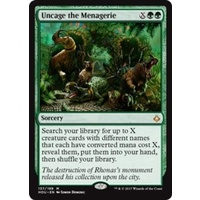 Uncage the Menagerie - HOU