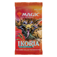 Ikoria: Lair of Behemoths - Collector Booster Pack