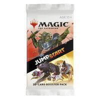 Magic the Gathering Jumpstart - Sealed Booster Pack