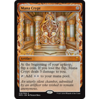Mana Crypt FOIL Invention - KLD