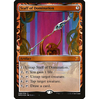 Staff of Domination FOIL Invention - KLD
