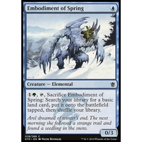 Embodiment of Spring - KTK