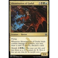 Abomination of Gudul FOIL - KTK