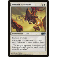 Armored Ascension FOIL - M10