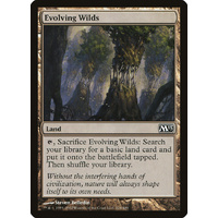 Evolving Wilds - M13