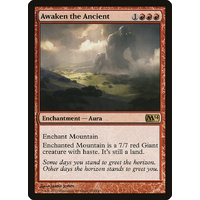 Awaken the Ancient - M14