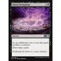 Blood Divination - M19