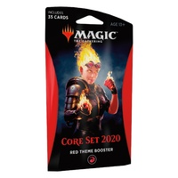 Core Set 2020 Theme Boosters - Red