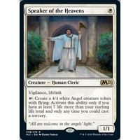Speaker of the Heavens - M21