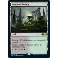Temple of Malady - M21