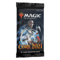 Core Set 2021 - Sealed Booster