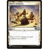 Basri's Solidarity (Showcase) FOIL - M21
