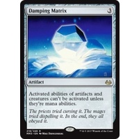 Damping Matrix - MM3
