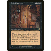 Cabal Shrine - ODY