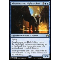 Alhammarret, High Arbiter - ORI