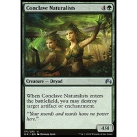 Conclave Naturalists - ORI