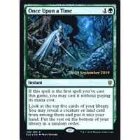 Once Upon a Time (Prerelease) FOIL - ELD