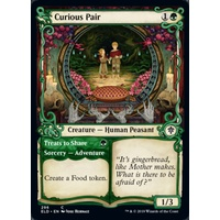 Curious Pair // Treats to Share (Showcase) FOIL - ELD