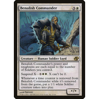 Benalish Commander - PLC