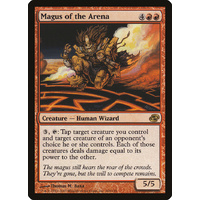 Magus of the Arena - PLC