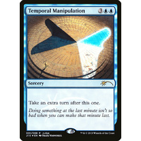 Temporal Manipulation Judge Promo FOIL
