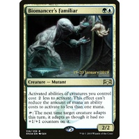 Biomancer's Familiar Pre-Release FOIL