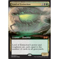 Lord of Extinction Box Topper FOIL - UMA