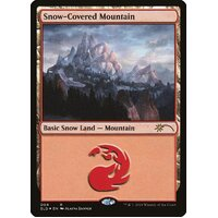 Snow-Covered Mountain FOIL - SLD