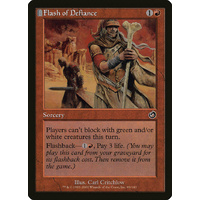 Flash of Defiance FOIL - TOR