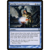 Careful Consideration - TSP