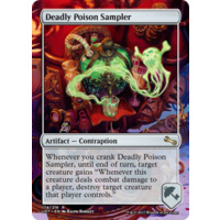 Deadly Poison Sampler - UST