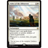 Ashes of the Abhorrent FOIL - XLN