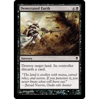 Desecrated Earth - ZEN