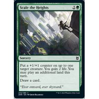 Scale the Heights FOIL - ZNR