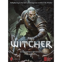 The Witcher RPG - Core Book