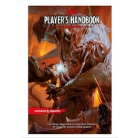 Dungeons and Dragons - Players Handbook  5th Edition