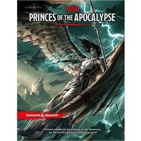 Dungeons and Dragons - Elemental Evil Princes of the Apocalypse
