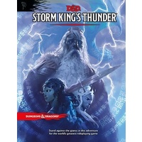 D&D Dungeons and Dragons Storm King's Thunder