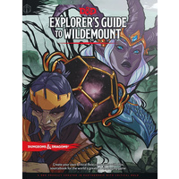 Dungeons and Dragons - Explorer's Guide to Wildemount