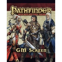 Pathfinder Roleplaying GMs Screen