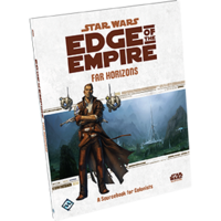 Star Wars: Edge of the Empire RPG - Far Horizons